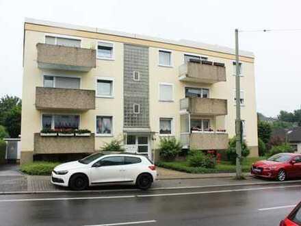 Gut aufgeteilte 3,5 Zimmerwohnung mit Balkon und Garage in Höntrop