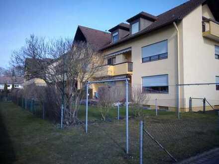 Gemütliche 3-Zimmer Altbau Dachgeschosswohnung zum Kauf in Haunstetten - Augsburg