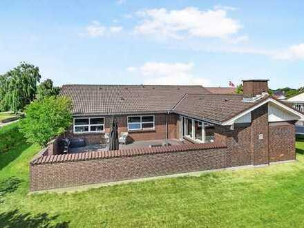 Komplett modernisiertes Eigenheim in Kliplev!
