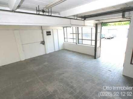 Bonn-Tannenbusch: ca. 300 m² Hallenfläche mit kleinem Büro zu vermieten