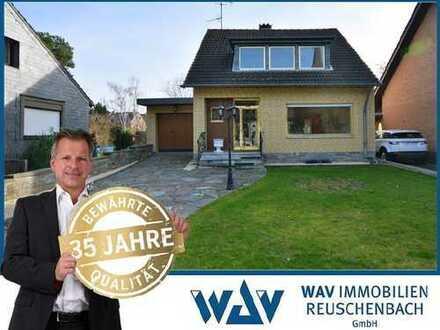 Einfamilienhaus in ruhiger Lage von Schwadorf