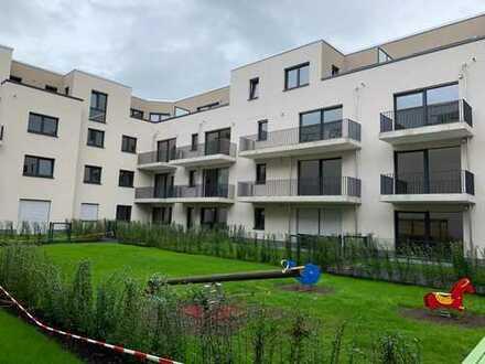 Erstbezug: 2-Zimmer-Wohnung mit Balkon in Bonn