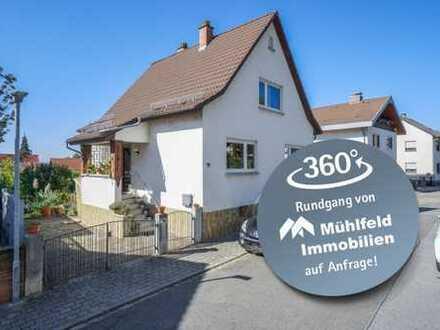 Vermietetes Häuschen mit Erweiterungspotential in Sulzbach!