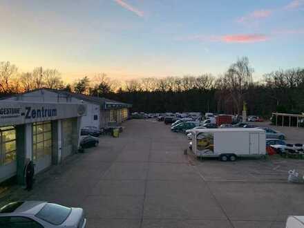 Werkstatthalle ab 100 m² - 500 m² an der B1 in Potsdam