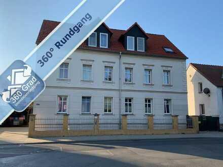 Provisionsfrei - 4 Raumwohnung mit Balkon in Leipzig Windorf am Cospudener See