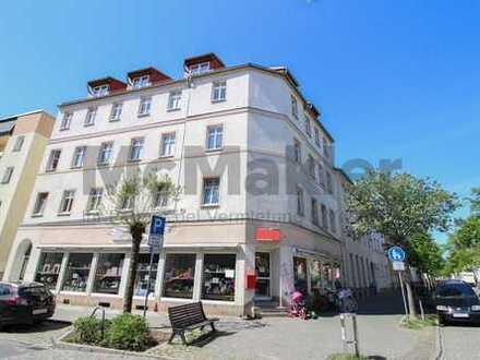 Vermietetes MFH mit 8 Wohn- und einer Gewerbeeinheit zentral in Rathenow