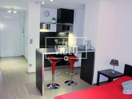 Business-Appartement, über 5 % Rendite, 600 m bis Bonn-Bad Godesberg-City, in gepflegter Wohnanlage