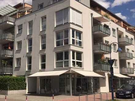Gepflegte 5-Raum-Wohnung mit 3 Balkonen und Einbauküche in Freiburg