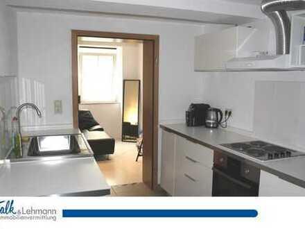 +++ 2-Zimmer Wohnung und Ladenfläche im Stadtzentrum von Haslach +++