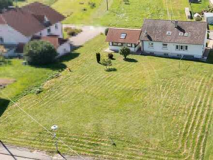 Baugrundstück in Toplage von Erlaheim