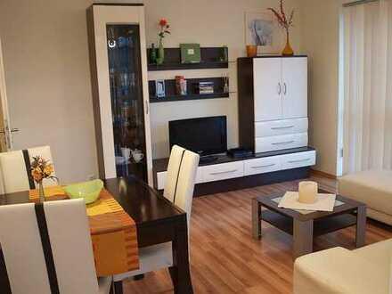 Vermietung auf Zeit - möbliert 2-Zimmer-Wohnung in perfekter Lage, Obj. T/0384-2
