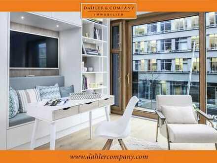Exklusive 1-Zimmer-Wohnung im angesagtesten Neubauprojekt der HafenCity - KPTN