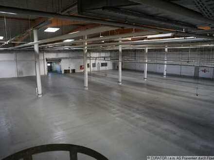 Gewerbeareal mit Logistik/Produktionsflächen und Büroanteil zu verkaufen