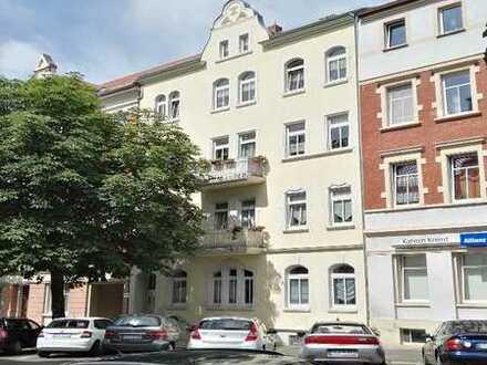 4-Raum-Familienwohnung im Stadtzentrum