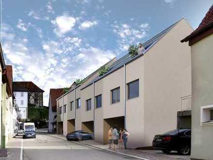 Risiko- und Provisionsfreier Verkauf von 4 Neubau-Reihenhäusern in Weissach direkt vom Bauherren