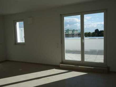Heidelberg-Kirchheim, 5-Zimmer Penthouse Wohnung mit Dachterrasse
