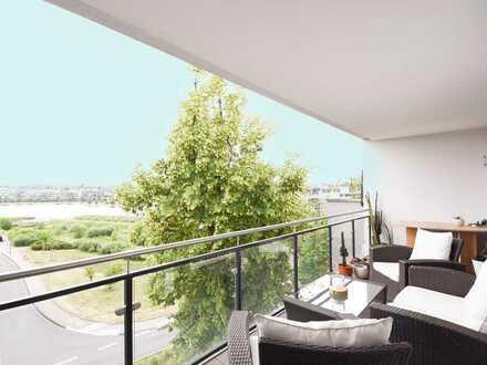 Unverbaubarer Blick auf den Phönix See: Exklusive Penthouse-Wohnung in Traumlage!