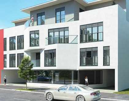 Luxuswohnung mit Dachterrasse 2-Zimmer im 3. OG.
