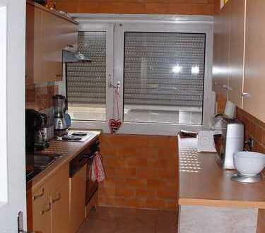 Vermietete 2-Zimmer-Wohnung mit 2 Balkonen im Zentrum