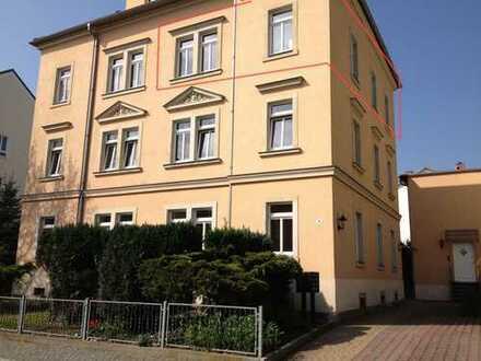 2-Zimmer-Wohnung in ruhiger Lage mit Balkon in Dresden-Briesnitz
