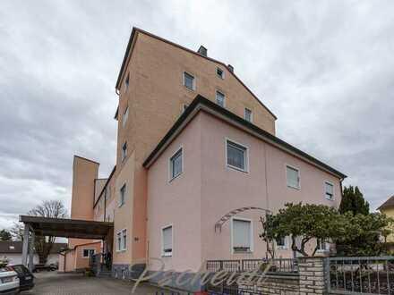 Einladende 3-Zimmer-Wohnung mit Carport als Kapitalanlage