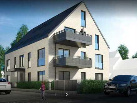 Neubau 3 Zimmerwohnung auf zwei Etagen mit eigenem Garten