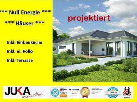 ***NULL-ENERGIE-HAUS ***, inkl. Küche, el. Rollo, Terrasse***Mietkauf ab...