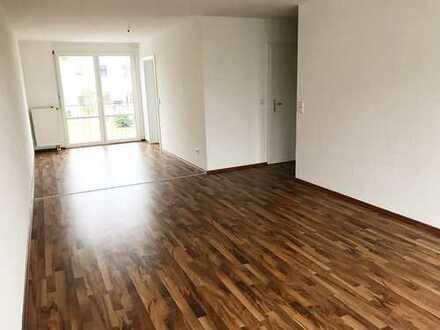 Schöne helle 2-Raumwohnung mit Balkon u. Stellpl. in zentraler Lage ab 01.12.19 vermieten