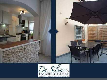 **Mediterranes Haus mit Garten und Terrasse in Ginsheim-Gustavsburg**