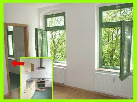 **Kleine Wohnung mit EBK und Duschbad, in ruhiger Wohnlage**