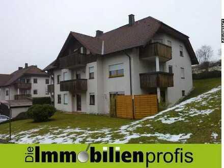 Großzügige 2-3 Zimmer-Mietwohnung mit Carport in ruhiger Wohnlage von Oberkotzau