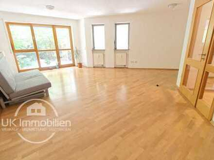 Terrassen-Wohnung in Bockenheim