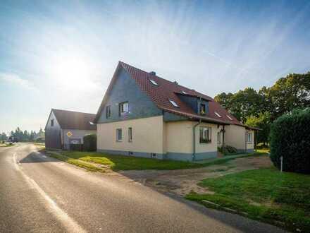 Modernisiertes Vierfamilienhaus ca. 15 km von der Ostsee entfernt.