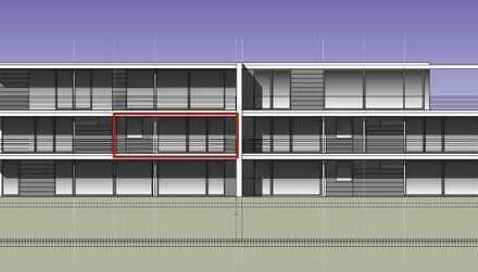 Helle 3 Zimmer-Wohnung im 1. OG mit großem Balkon