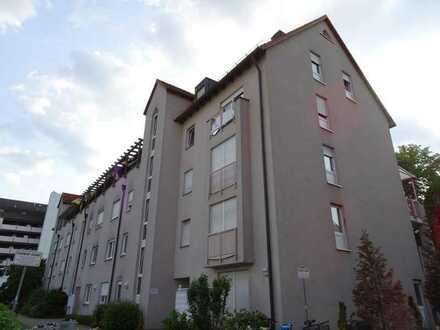 1-Zimmer-Wohnung mit EBK in der Fürther Südstadt