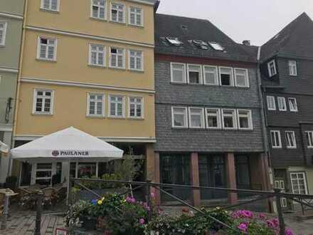 Modernes Wohnen am historischen Kornmarkt