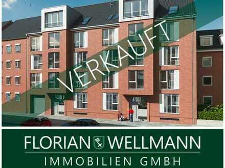 Bremen - Stephaniviertel   Schicke, hochwertige 2-Zimmer-Etagenwohnung mit Balkon (Typ E) - Neubau!