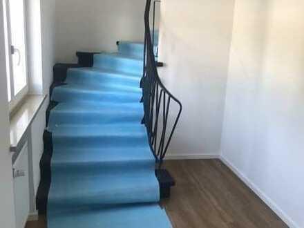 Exklusive, geräumige 2-Zimmer-DG-Wohnung mit Balkon in Oberstdorf
