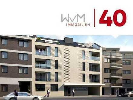 Gut geschnitten: 4 Zimmer-Wohnung mit 2 Bädern in Lindenthal