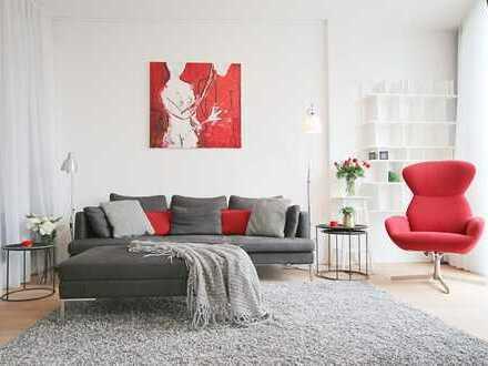 City-Wohntraum für Single: Dachterrasse, top-möbliert, mit Alpenblick & am Park