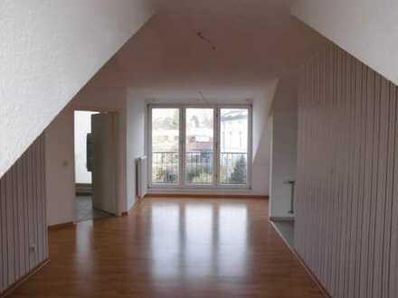 Dachgeschosswohnung ohne Balkon im Herzen von Nottuln
