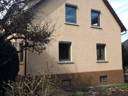 Attraktives Zweifamilien- oder Generationenhaus zur Miete in Lichtenstein