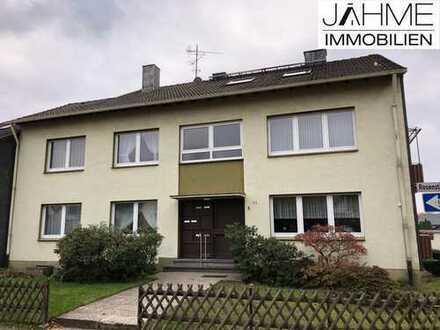 Erdgeschoss-Wohnung mit Balkon und Garage in Sprockhövel-Hasslinghausen zu vermieten!