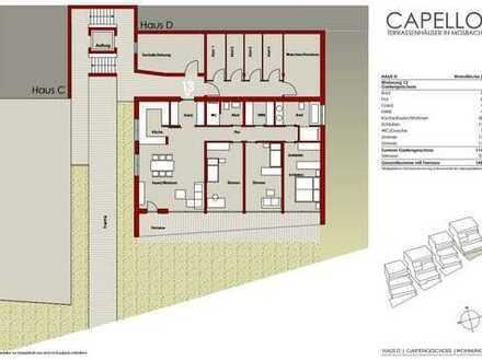 D13 | 4,5 Zi. - Wohnung | 132,49 m² | mit Garten