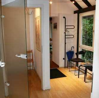 Büro bzw. Praxisfläche im ruhigen Hinterhof zu vermieten