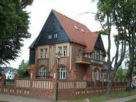 schöne 2 Zi-Wohnung in denkmalgeschützter Villa - Lychen