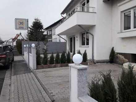 Neuwertige 6-Zimmer-Wohnung mit Balkon und EBK in Wiesbaden