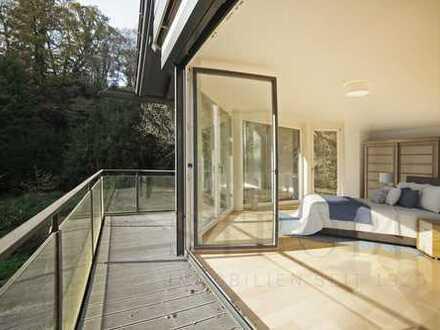 Repräsentative Villa- stadtnah und im Grünen