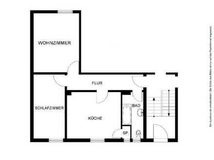 2-Zimmerwohnung in Bedburg-Kirdorf