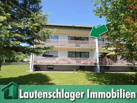 Wohnen in grüner Umgebung! Moderne 3-Zimmer-Wohnung mit Garage in Neumarkt